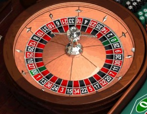 martingale roulette small