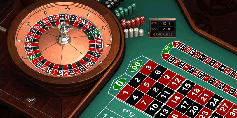 martingale system online casino